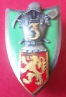 INSIGNE 3 Rgt DU GENIE - 1939-45