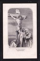 NOBLESSE - ADEL - IMAGE DE DECES * BARONNE TRIEST ET DE GITS - COMTESSE DE LICHTERVELDE 1773-1862 Ganshoren - Devotion Images