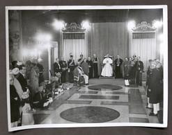 Fotografia Udienza Papa Pio XII - Città Del Vaticano - 1940 Ca. - Non Classificati