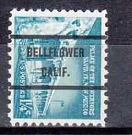 Locals USA Precancel Vorausentwertung Preo, Bureau California, Bakersfield 1031A-71 - Precancels