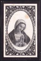 NOBLESSE - ADEL - IMAGE DE DECES * FRANCISCUS GRAAF DE LICHTERVELDE 1775-1863 Gent * - Devotion Images