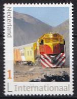 Nederland - 22 Maart 2021 - Tren A Las Nubes - Trein/train/Zug - MNH - Zegel 1 - Internationaal 1 - Personalisierte Briefmarken
