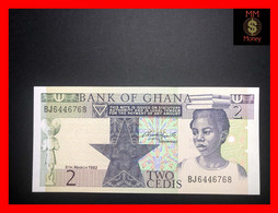 GHANA 2 CEDIS  6.3.1982  P. 18  UNC - Ghana