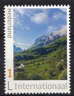 Nederland - 22 Maart 2021 - Flamsbana - Trein/train/Zug - MNH - Zegel 3 - Internationaal 1 - Personalisierte Briefmarken