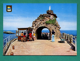 64 Biarritz ( Multivues, Blason, Baleine, Coquille Saint Jacques, Coquillage ) 013 - Biarritz