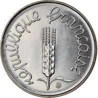 Monnaie, France, Épi, Centime, 1976, Paris, FDC, FDC, Stainless Steel - A. 1 Centime