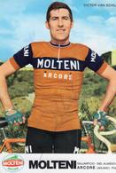 S5082 CP Cyclisme Victor Van Schil - Cycling