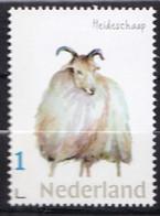 Nederland - Michelle Dujardin - Heidelandschap - Heideschaap - MNH - Sonstige