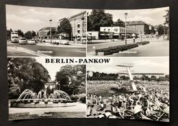 Berlin Pankow Strasse/Schwimmbad/ Strassenbahn - Mitte