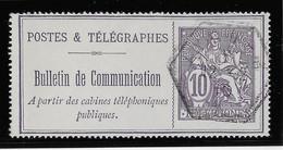 France Téléphone N°22 - Oblitéré - TB - Telegrafi E Telefoni