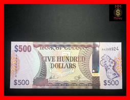 GUYANA 500 DOLLARS 2011 P. 37   UNC - Guyana