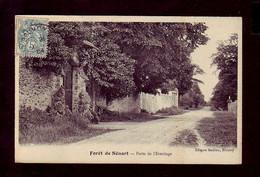 91 - FORET DE SENART - PORTE DE L'ERMITAGE - - Sénart