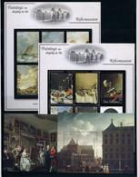 Gambia, Rijksmuseum, 2000, 6 Sheets + 6 Blocks - Other