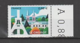 """FRANCE / 2019 / Y&T N° 5345 ** : """"Touristique"""" (Le Creusot - Saône-et-Loire) X 1 BdF D - Ongebruikt"""