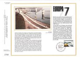 1853 Europa - Barrage De La Gileppe à Jalhay - Lettres & Documents