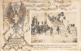 Libya - Italo-Turkish War - 11o. Reggimento Bersaglieri Battaglioni Capturing The Marabout Of Sidi-Said, 28 June 1912 - Libia