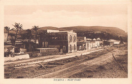 Libya - DERNA - Nell' Uadi - In The Wadi - Libia