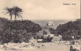 Libya - TOLMEITA Tolmetta - Pozzo - Water Well - Libia