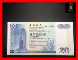 HONG KONG 20 $  1.1.2000  P. 329   Stains    UNC - Hong Kong