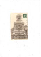 LILLE MONUMENT  FAIDHERBE AU CIMETIERE DE L'EST  EDITION CHARLES SOHIER - Lille