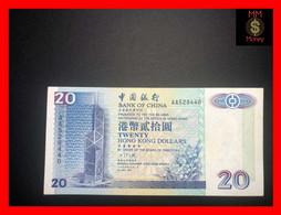 HONG KONG  20 $  1.5.1994  P. 329    First Date    XF - Hong Kong