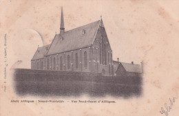 AFFLIGEM / ABDIJ / NOORD WEST ZIJDE  1901 - Affligem