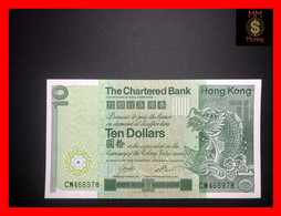 Hong Kong  10 $  1.1.1981  P. 77   XF \ AU - Hong Kong