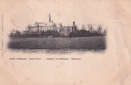AFFLIGEM / ABDIJ /  ZUID OOST KANT 1901 - Affligem