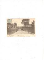 LILLE   PORTE ST ANDRE COTE FORTIFICATIONS EDITION BF PARIS  DOS NON DIVISE CIRDULEE EN 1903 - Lille