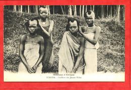 * Missions D'Afrique - RUANDA - Coiffure Des Jeunes Filles ( Rare Vue/Delcampe ) - Ruanda-Urundi
