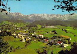 38 - Villard De Lans - Vue Générale Et Les Montagnes De Lans - Villard-de-Lans
