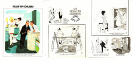 """"""" BELLUS COLOR """" + """" Les MEILLEURS DESSINS De BELLUS """" 1973  ( 4 ) - Sonstige"""