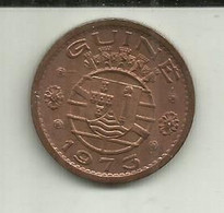 S-1 Escudo 1973 Guiné Bissau - Guinea-Bissau