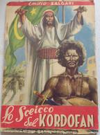 SALGARI -EDIZIONE CARROCCIO DEL SETTEMBRE 1947 ( CART 77) - Azione E Avventura