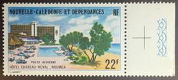 New Caledonia 1975 Castle Royal Hotel MNH - Ongebruikt