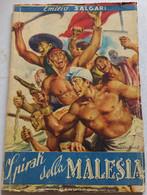 SALGARI -EDIZIONE CARROCCIO DEL SETTEMBRE 1948 ( CART 77) - Azione E Avventura