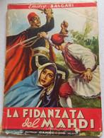 SALGARI -EDIZIONE CARROCCIO DEL  NOVEMBRE 1947 ( CART 77) - Azione E Avventura