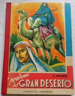 SALGARI -EDIZIONE CARROCCIO DEL   GENNAIO 1959 ( CART 77) - Azione E Avventura