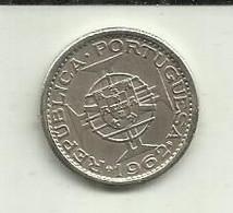 S-2.5 Escudos 1962 S. Tomé (5) - Sao Tome And Principe