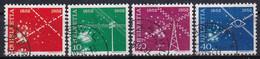 Suisse - 309-312 / Michel 566-569 - Usati