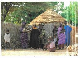 Sénégal Couleurs Du Sénégal Réalisation A.A. Gacou BP 10484 Dakar - Senegal
