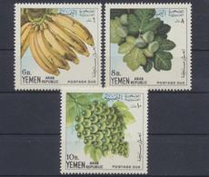 Jemen (Nord), Michel Nr. 558-560 A, Postfrisch - Yemen