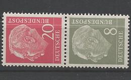 Deutschland (BRD), Michel Nr. S 51 Y I, Postfrisch - Se-Tenant