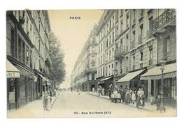 CPA 75 PARIS RUE GUILHEM - Non Classés