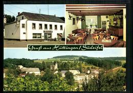 "Hüttingen-Südeifel, Pension ""Im Wiesengrund"", Bes. P. Moos - Unclassified"
