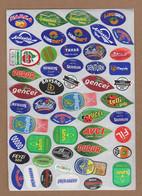 AC - FRUIT LABELS Fruit Label - STICKERS LOT #V - Obst Und Gemüse