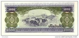 LAOS P. 32b 1000 K 1994 UNC - Laos