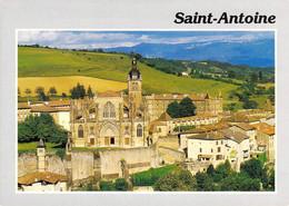 38 - Saint Antoine L'Abbaye - Vue Générale - Other Municipalities