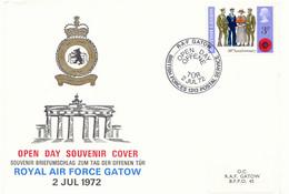 GB 1971, Literara Anniversaries 7 1/2p Sir Walter Scott On Superb FDC With Small FDI SUNDERLAND, CO. DURHAM (SG 886) - 1971-1980 Dezimalausgaben