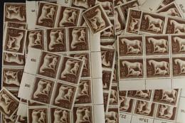 Deutsches Reich, MiNr. 899, über 210 Marken, Meist Einheiten, Postfrisch / MNH - Nuevos